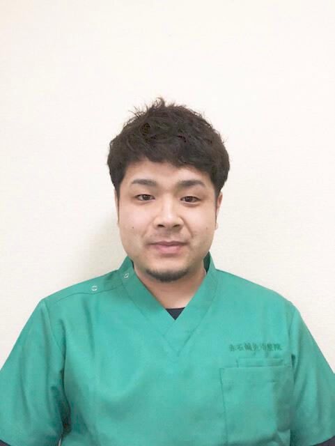 赤石鍼灸治療院 院長 赤石頌伍先生の写真